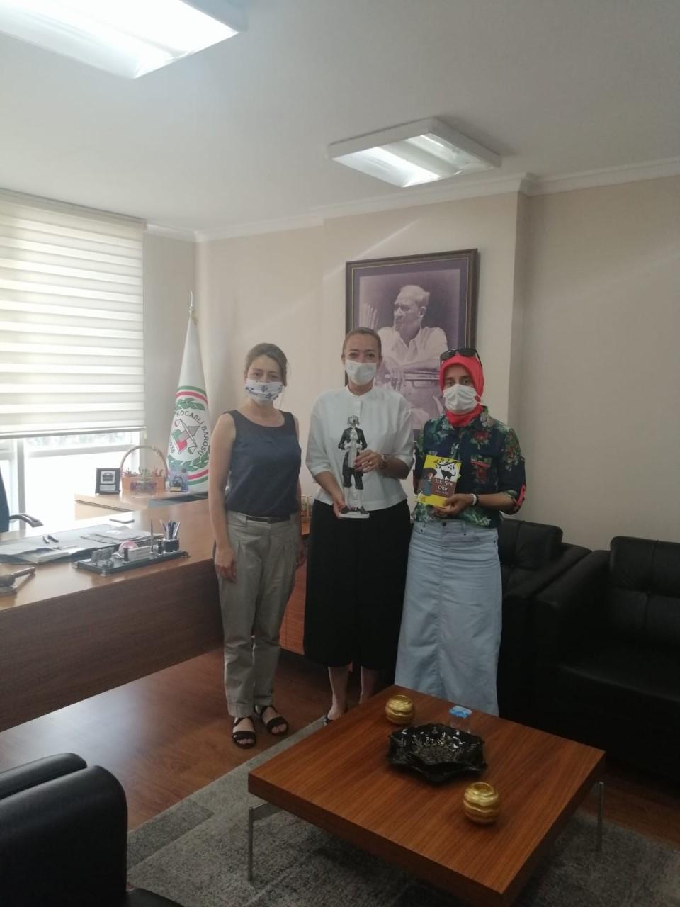 KOHAYDER'İN BAROMUZU ZİYARETİ