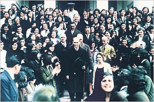 TÜRK MEDENİ KANUNU 95 YAŞINDA